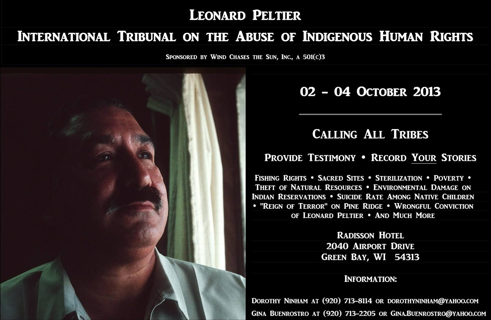International Tribunal on the Abuse of Indigenous Human Rights