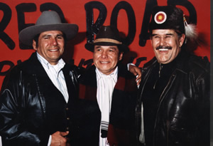 Dennis J. Banks, Edward Benton Banaise, Clyde H. Bellecourt